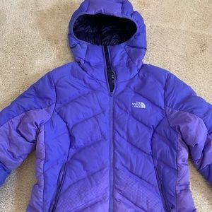 The North Face Woman's purple 770